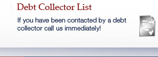 Debt Collector List