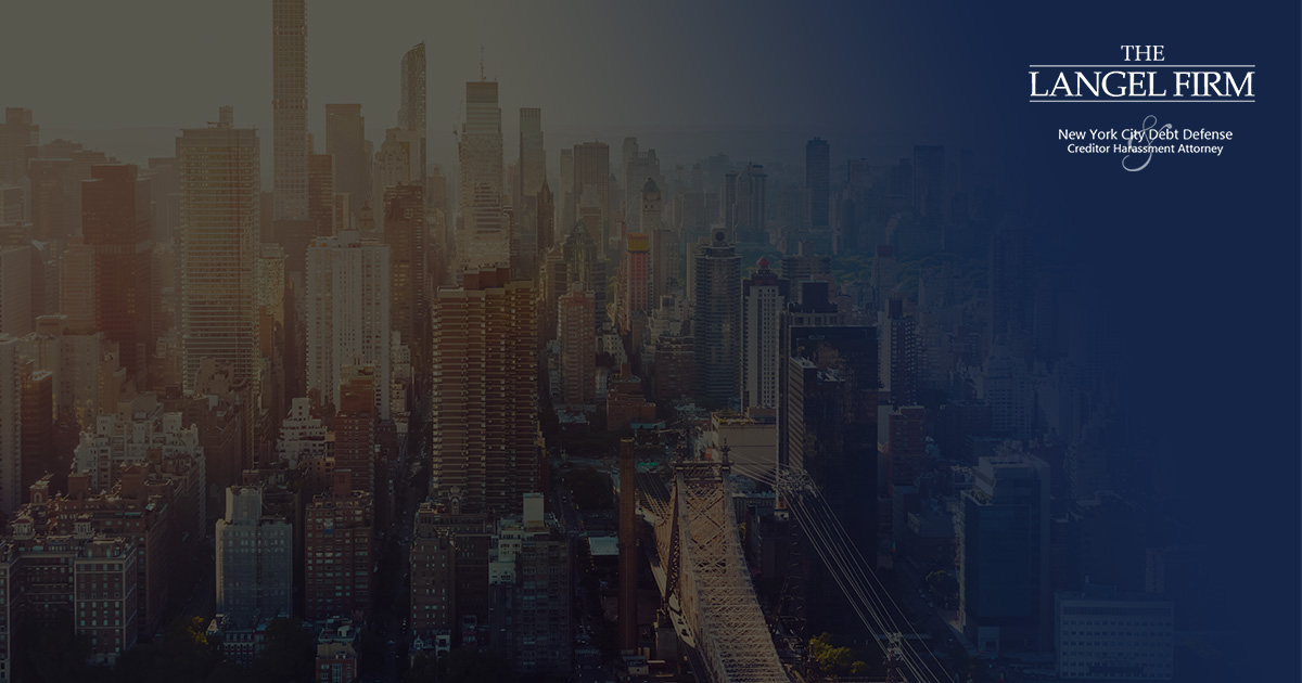 Site Map | New York City Debt Collection Defense Attorney